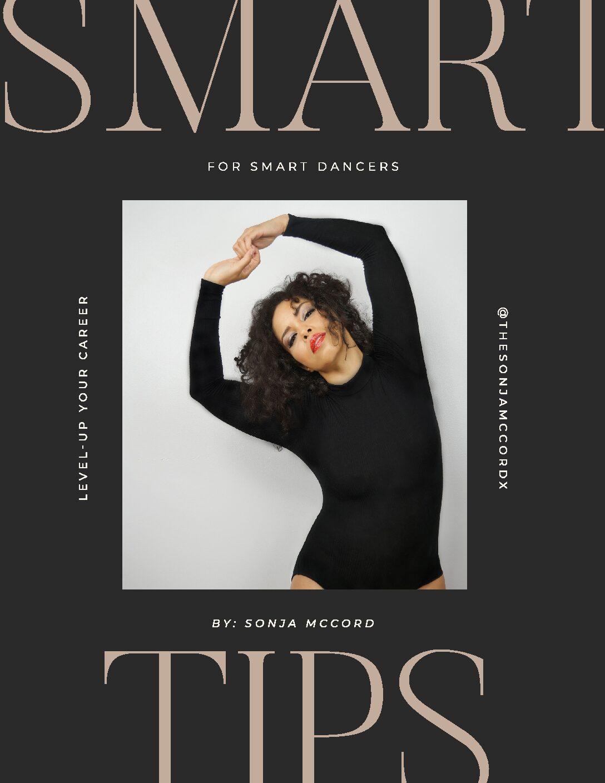 Smart Dancer Cover